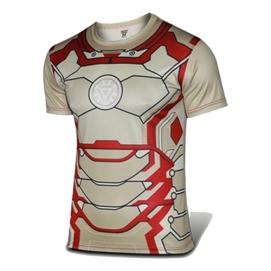 Camiseta Iron Man