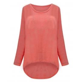 Camisa Amplia - Rojo