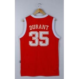 Camiseta Texas Longhorns Durant