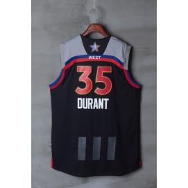 Camiseta NBA All-Star Conferencia Oeste 2017 Durant