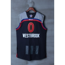 Camiseta NBA All-Star Conferencia Oeste 2017 Westbrook