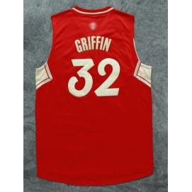 Camiseta Navidad 2015 Los Angeles Clippers Griffin