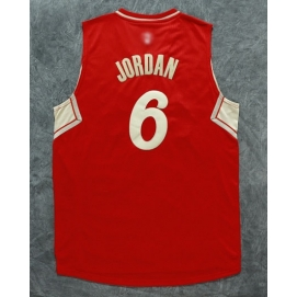Camiseta Navidad 2015 Los Angeles Clippers Jordan