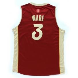 Camiseta Navidad 2015 Miami Heat Wade