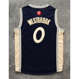Camiseta Navidad 2015 Oklahoma City Thunder Westbrook
