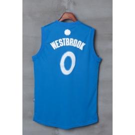 Camiseta Navidad 2016 Oklahoma City Thunder Westbrook