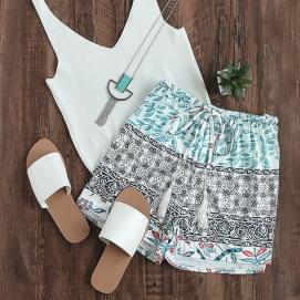 Shorts Estampados