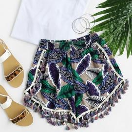 Shorts Florales