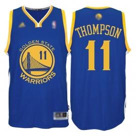 Camiseta Niños Golden State Warriors Thompson 2ª Equipación