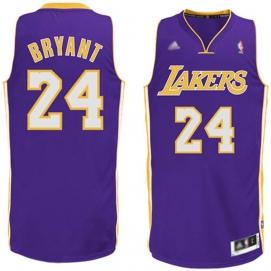 Camiseta Los Angeles Lakers Bryant 2ª Equipación
