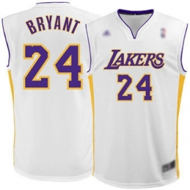 Camiseta Los Angeles Lakers Bryant 3ª Equipación