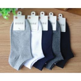 Pack 5 Pares de Calcetines tobilleros para hombre (Colores mixtos)