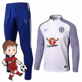 Chándal para Niños NK Chelsea Blanco y Azul 2017-2018