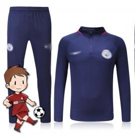 Chándal para Niños NK Manchester City FC Azul 2017-2018