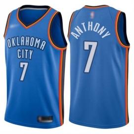 Camiseta Oklahoma City Thunders Anthony 2ª Equipación