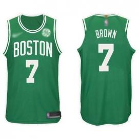 Camiseta Boston Celtics Brown 2ª Equipación