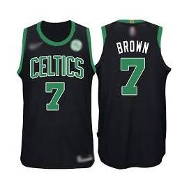 Camiseta Boston Celtics Brown 3ª Equipación