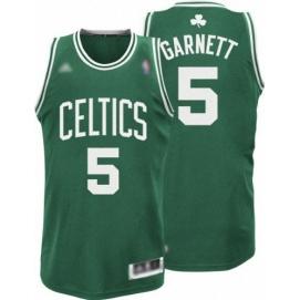 Camiseta Boston Celtics Garnett 2ª Equipación