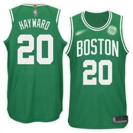 Camiseta Boston Celtics Hayward 2ª Equipación
