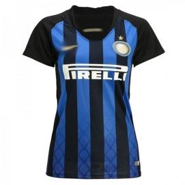 Camiseta NK Inter de Milan 1ª Equipación Mujer 2018-2019
