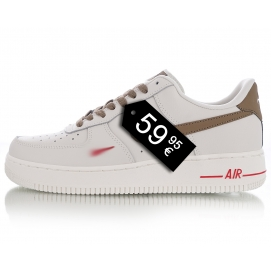Zapatillas NK Air Force 1 '07 Premium (Bajas)