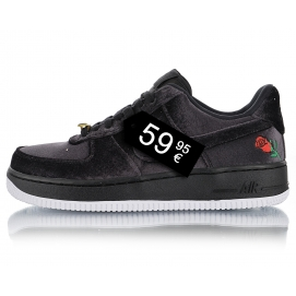 "Zapatillas NK Air Force 1 QS ""Satin"" (Bajas)"