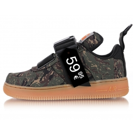 Zapatillas NK Air Force 1 UTILITY x Carhartt WIP (Bajas)