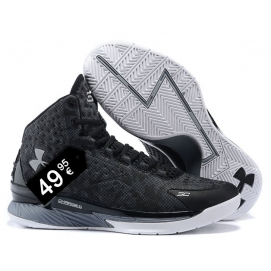 Zapatillas UA Curry One Negro