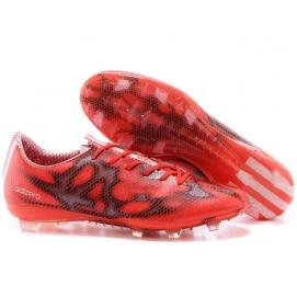 Zapatillas Adizero F50 Dragon FG Rojo