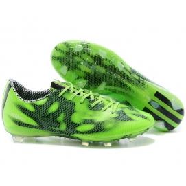 Zapatillas Adizero F50 Dragon FG Verde