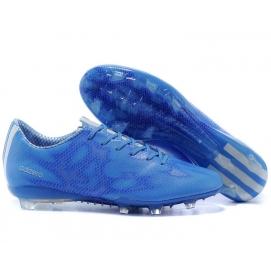 Zapatillas Adizero F50 Dragon FG Azul