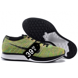 Zapatillas NK Flyknit Racer Multicolor (Fantasia)
