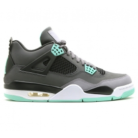 Zapatillas NK Air Jordan 4 Retro Green Glow