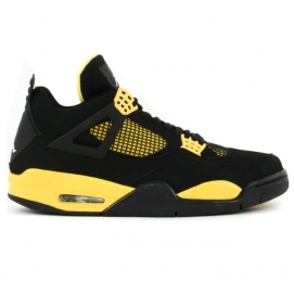 Zapatillas NK Air Jordan 4 Retro LS Thunder