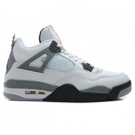 Zapatillas NK Air Jordan 4 Retro OG White Cement 2016 Release