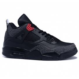 Zapatillas NK Air Jordan 4 Black Infrared 23