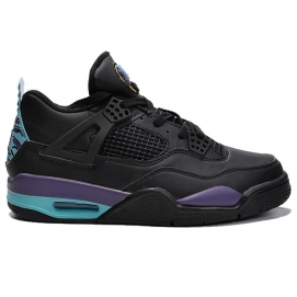 Zapatillas NK Air Jordan 4 Black Grape