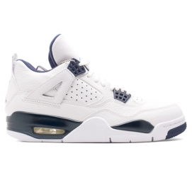 Zapatillas NK Air Jordan 4 Retro LS Legend Blue
