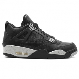 Zapatillas NK Air Jordan 4 Retro LS Oreo