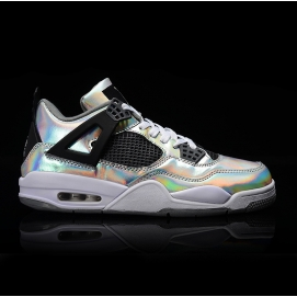 Zapatillas NK Air Jordan 4 Retro Prism Metallic