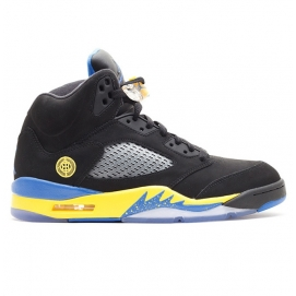 Zapatillas NK Air Jordan 5 Retro Shangai Shen
