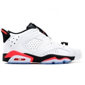 Zapatillas NK Air Jordan 6 Retro Low Infrared