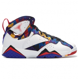 Zapatillas NK Air Jordan 7 Retro Nothing But Net
