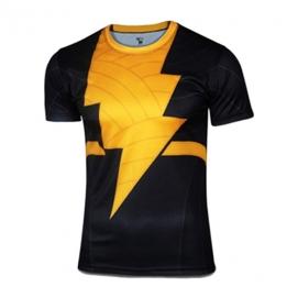 Camiseta Adán Negro