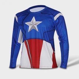 Camiseta Capitán America