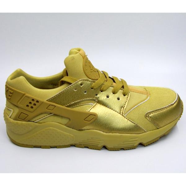 air huarache dorado
