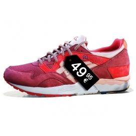 Zapatillas ASC Gel Lyte V Rojo