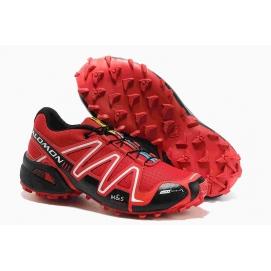 Zapatillas SMN Speedcross 3 Rojo
