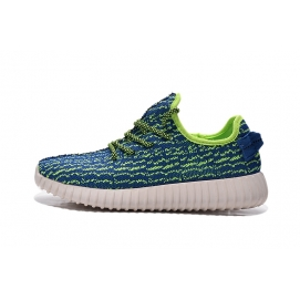 Zapatillas AD Yeezy Boost 350 Azul y Verde