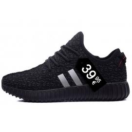 Zapatillas AD Yeezy 350 Negro